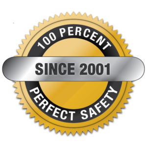 100% Perfect Safety Seal