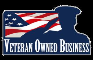 Veteran Owned business seal